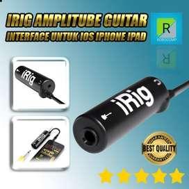 iRig AmpliTube Interface Guitar untuk iOS,iPhone dan iPad
