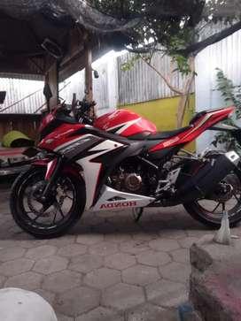 Jual Motor Sports Honda CBR 150 R Facelift