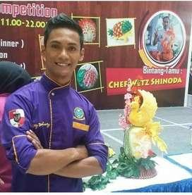 Mencari pekerjaan sebagai chef/koki