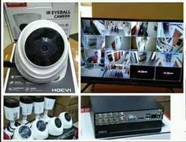 Paket lengkap kamera cctv online berkualitas berikut pasang di cisarua