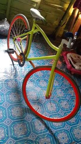 Sepeda pixie mantap