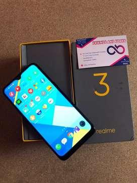 Realme 3 64gb box bill available