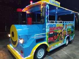kereta mini wisata desian bebas Custum odong 2 menarik ADD43