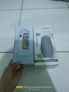 Advan Gx 6/64 Free speaker advance Ori