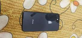 12months old iPhone 8 (64 gb)with all accessories and box