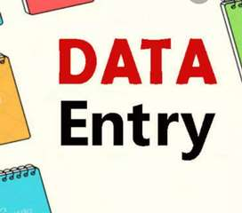 Airtel require a data entry operator