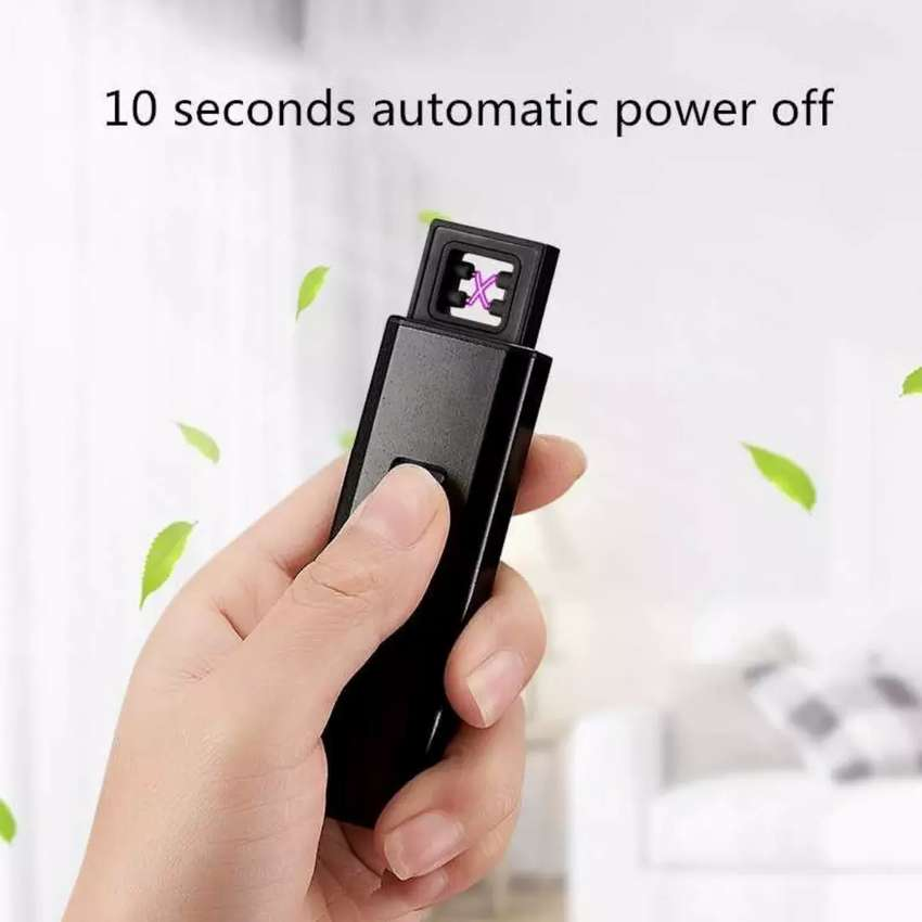 Korek api elektrik slide plasma charger