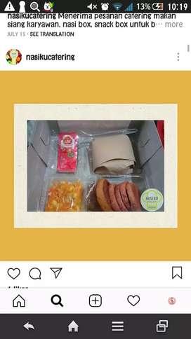 Nasi box mulai dari Rp 10.000