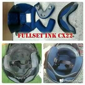 Spon Helm Terlengkap bisa dipasangkan Ink Kyt