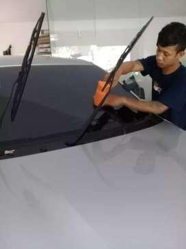 Galeri pemasangan kaca film mobil dan gedung
