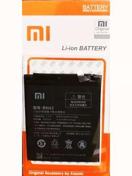 Batre xiaomi note 4x BN43