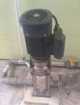 Dijual mesin steam cuci kendaraan merk CDLF