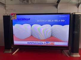 Kredit LED TV SHARP 32 in + SPEAKER dengan DP 200RBan, PROSES KILAT !