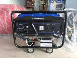 Genset General Tipe Baru 2200w sampai 8000w ready