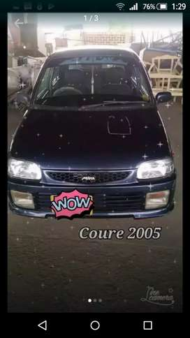 Dhaitsu Cuore 2005 for sale in dark blue color.