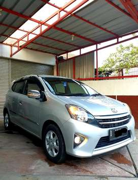 Low KM 29RB || Toyota Agya G Manual 2014 nik 2013