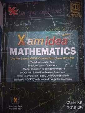 Xamidea Mathematics Class 12