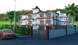 Spacious 2 bhk at Aldona