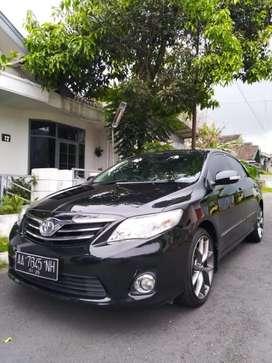 Dijual Toyota Altis (2013)