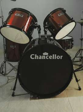jazz drum chancellor
