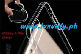 iPhone 6 Plus Silicon Soft Back Cover Case