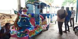 kereta motor gajah AR odong odong mobil bbc pabrik