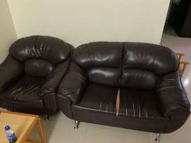Sofa from hometown at giveaway