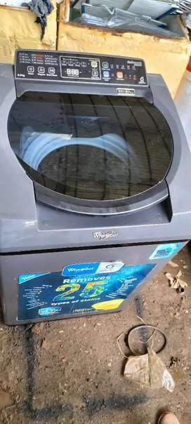 Fully automatic washing Machine available starting 4500
