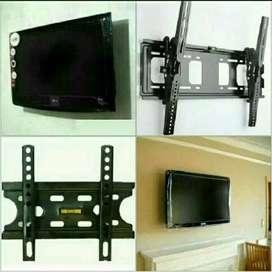 "Bracket Dinding TV/Monitor LCD/LED 40-60"" Merek BizLink"