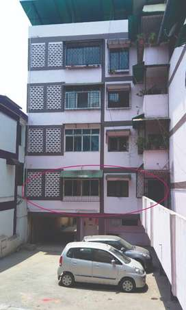 Centrally located undefined Airy 2BHK on Ground Floor on Airport Rd
