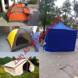 Outdoor Camping Tents Available