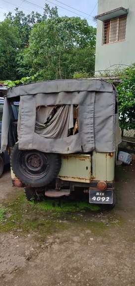 Mahindra Jeep 4x4
