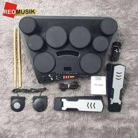 Portable Drum Elektrik Yamaha DD-75 DD75 DD 75 Drum Pad