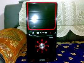 Intex cpu ,lg monitor