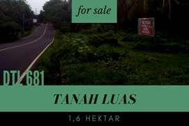 DTL 681 Tanah dijual segera daerah Bali
