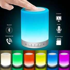Speaker Bluetooth LED