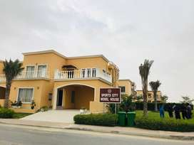 4 Bed Luxury Villa For Sale In Bahria Sport City