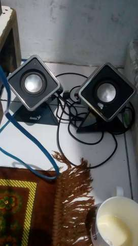 Speaker Laptop / PC kondisi normal
