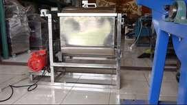 Mesin Mixer Pengaduk Adonan Roti Horizontal Murah