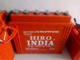 HIRO INDIA BATEERY 250 AMP