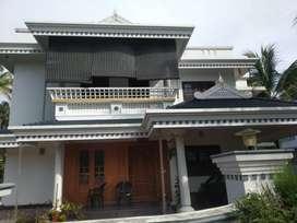 മാള കോട്ടമുറിയിൽ 8 CENT  സ്ഥലത്തിൽ 1800  sq  ഫീറ്റ്  വീട് വില്പനയ്ക്