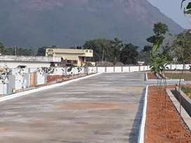 Vuda gated community, tagarapuvalasa y junction on national highway