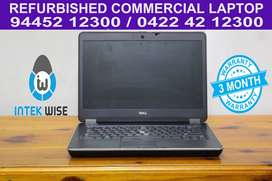SUPERB SPECIFICATION - DELL REFURBISHED COMMERCIAL LAPTOP - DELL 6440