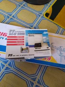 Antena Digital + Booster