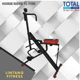 Alat Fitness pengecil Perut Tipe Horse rider TL1100 I Hit squat
