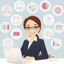 Female tele caller & office assistant
