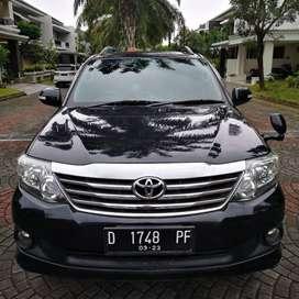 Fortuner 2.5G Diesel at 2012 Istw Rawatan Pajak Panjang bs kredit