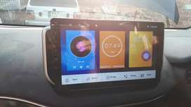 daihatsu move 10 inch Android with free fatting k sat