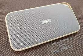 Philips wairless speaker portable bluetooth
