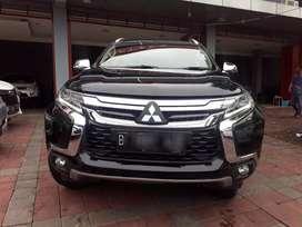 Mitsubishi pajero Dakkar Ultimate AT 2017 Hitam